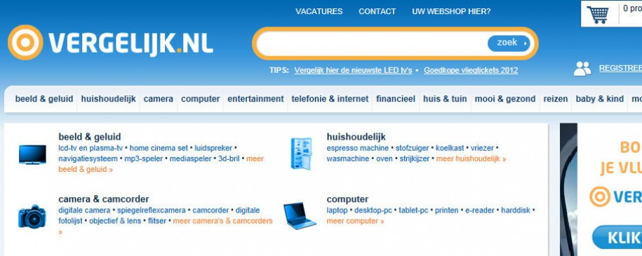 Ratatosk & Vergelijk.nl